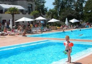 faciliteiten van vakantiepark chateau cazaleres