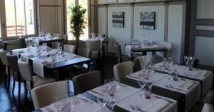 restaurant op kindvriendelijk vakantiepark Chateau cazaleres villa 120