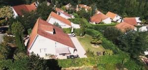 Vakantiewoning met tuin en terras chateau cazaleres